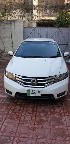 Honda city aspire 1.3, fully loaded,  10/10 condition, one hand use
