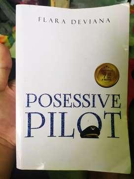 Buku Novel Posessive Pilot