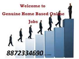 Internet Base Work As Part Time and Home Based Jobs