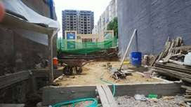 Floor for sale (under construction) in the heart of gulshan e iqbal