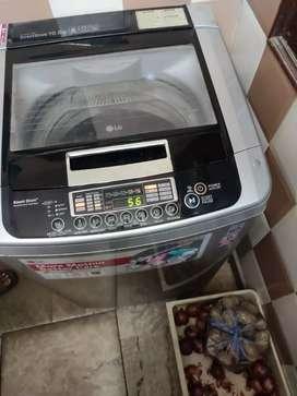 Lg top model washing machine