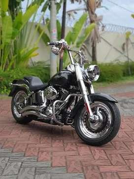 Harley Davidson Softail Fatboy 2009 Mabua