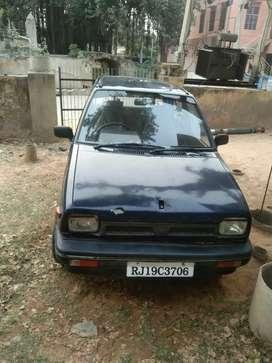 Maruti Suzuki 800 1993