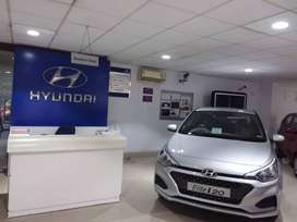 Hyundai Showroom has Requirement male and female candidates can apply