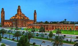 10 Marla Residential Plot for sale in Iris Block Bahria Town Lahore