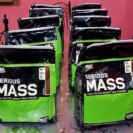 ON Serious Mass Gainer 12lb