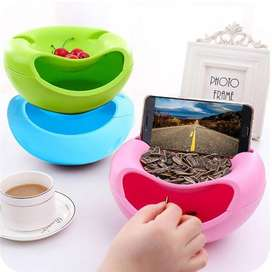 Creative Shape Bowl Perfect For Seeds Nuts And Dry Fruits