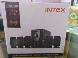 INTEX Home Theatre (New)