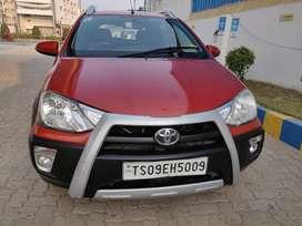 Toyota Etios Cross 1.4 VD, 2015, Diesel