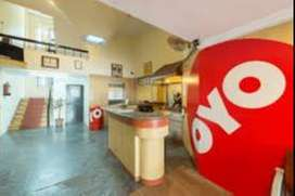 OYO Hiring for receptionist- Office Assistant-backend process jobs .