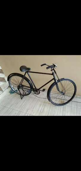Sepeda tua onthel kondisi oke