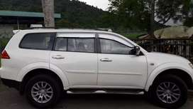 Mitsubishi Pajero Sport 2.5D Exceed A/T th 2011, Pemakaian Dalam Kota