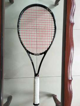 Long tennis racket