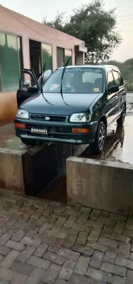 Cuore 2006 model Rs.625000