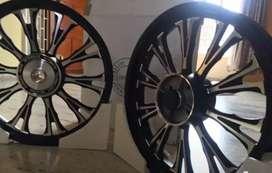 Royal Enfield alloys