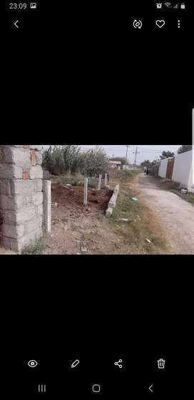 Residential plot for sale at Wah Cantt
