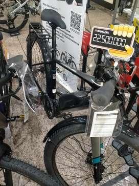 Sepeda Ebike polygon path E5 bisa kredit syarat mudah homecredit