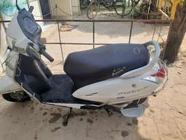 Activat 4g good condition (CEAT new tyre,new battery all condition ok)