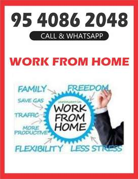 Good work from home based start now job