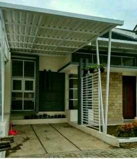 Canopy minimalis holo galpanis atap spandek 031