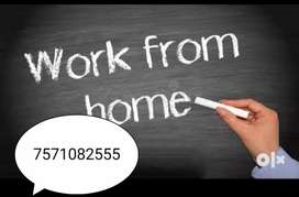 Direct joining in data typing job at home based