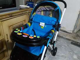 Stroller / Pram just like new. Only used 2or3 times for short distance