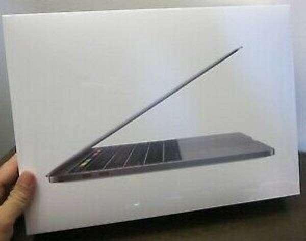 New NYiCiL CaLL/WA MacBook Pro MPXT2 [Grey/13Inc/i5/8GB/256GB] 0