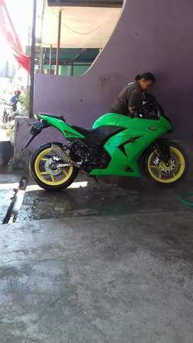 Ninja 250cc th 2012