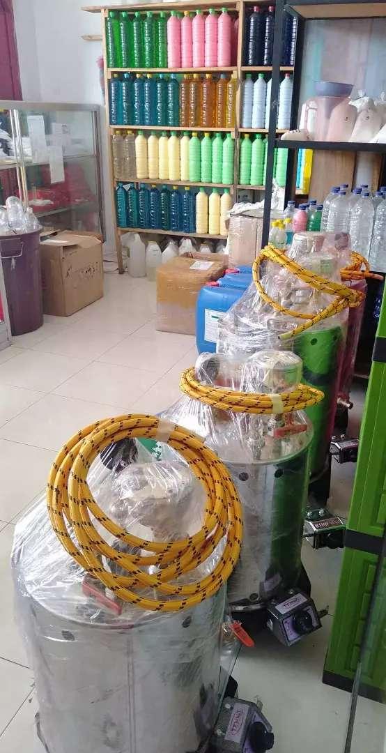 Setrika Uap Gas Laundry Kediri Raya Gratis Pemasangan dan Bayar Tujuan 0