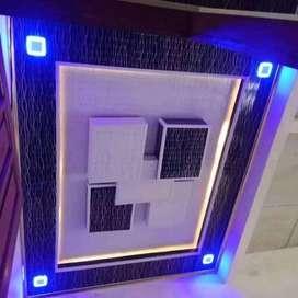 Plafon PVC paling murah diskon y