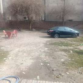 One kanal and 12 Marla open space for rent on Rai wind Rd lhr