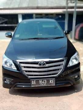 Dijual Cepat Toyota Innova G Luxury AT 2015 unit ada di Tangerang