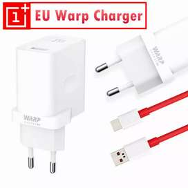 WARP CHARGER 30W MAX