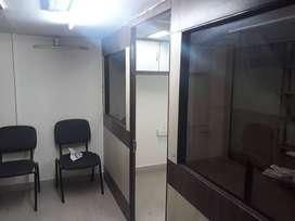 fully furnished office near vashi railway station
