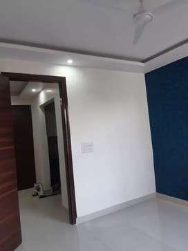 3 BHK floors now at Rajnagar part-2 near dwarka Sec-8