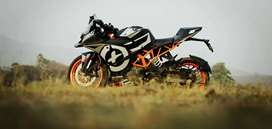 Ktm rc 200 perfect condition, 1st owner