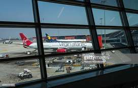 Airport Job @ Ticket Executive / Luggage Counter / Cabin Crew / Lobby