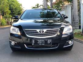 Toyota camry 3.5 Q 2007 AT low km istimewa