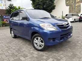 Toyota Avanza E 2007 Manual Ab bantul pajak baru