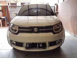 Suzuki Ignis GX AT 2019 Putih