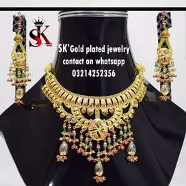 24k gold plated jewelr