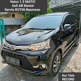 BU! Avanza 1.5 Veloz AT 2018 ISTIMEWA MATIC 2017 Toyota Jual Cepat G E