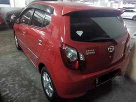Tunai 1.0X Matic Daihatsu Ayla Model Akhir Wiper Belakang+AC Ventilasi
