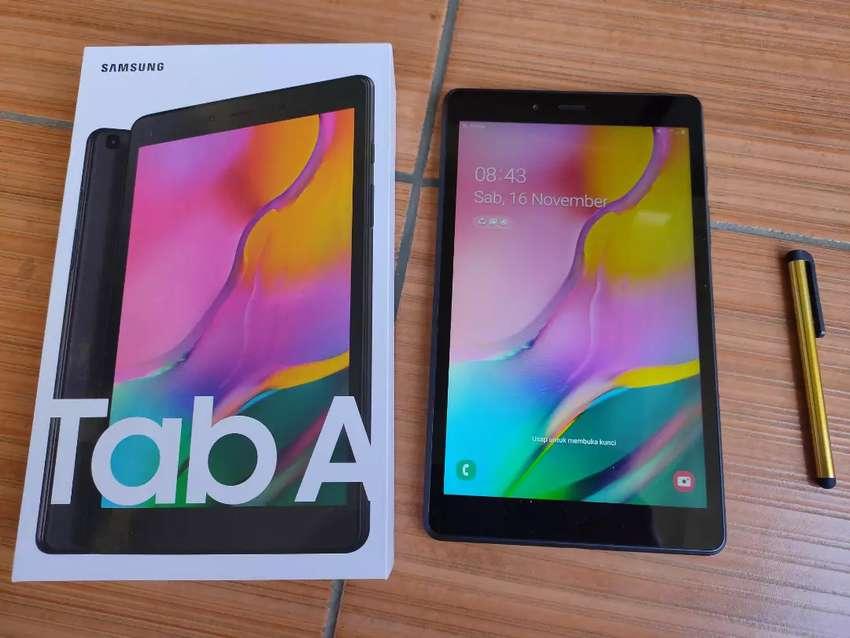 Samsung Tab A 2019 (T295) Mulus 0