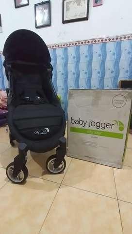Stroller Baby Joger City Tour - Onyx dijamin plg Murah