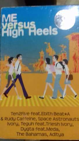 Kaset pita me versus high heels soundtrack