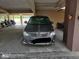Toyota Innova 2012 Diesel Well Maintained. Self driven.