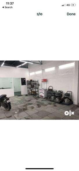 Car wash service executive