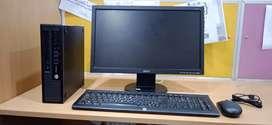 Branded desktop PC computer starting: 6999/- only