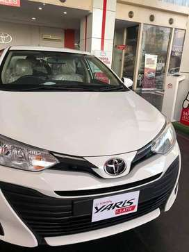 Toyota Yaris On Easy Monthly Installment.